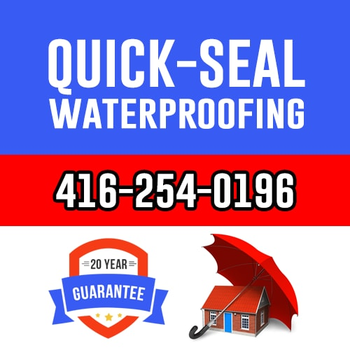 Quick-Seal Waterproofing - About Us